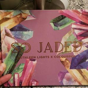 Kathleen Lights So Jaded Palette